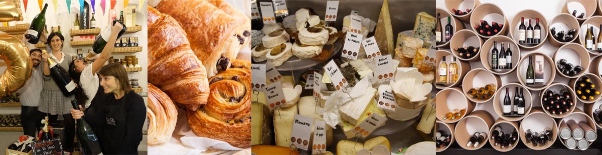 Prodotti alimentari francesi
