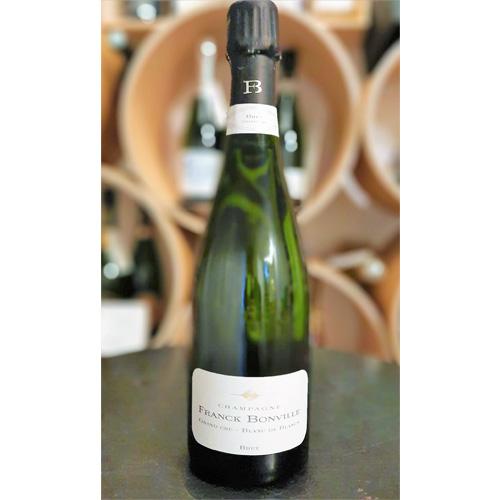 champagne grand cru blancs de blanc franck bonville