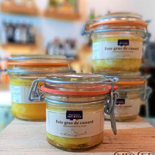 foie gras canard entier 90g
