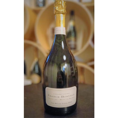 champagne franck bonville belles voyes