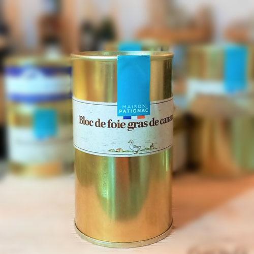 bloc foie canard 200g