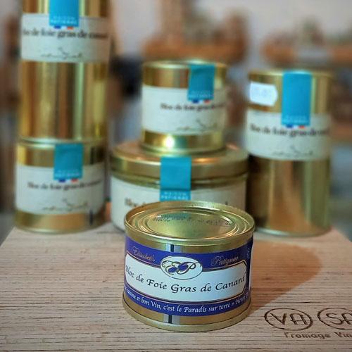 bloc foie canard 65g