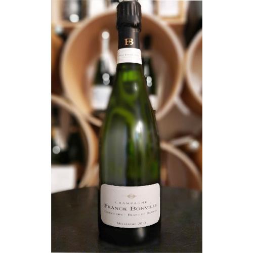 champagne franck bonville millesimato 2013