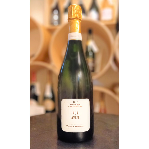 champagne franck bonville pur avize