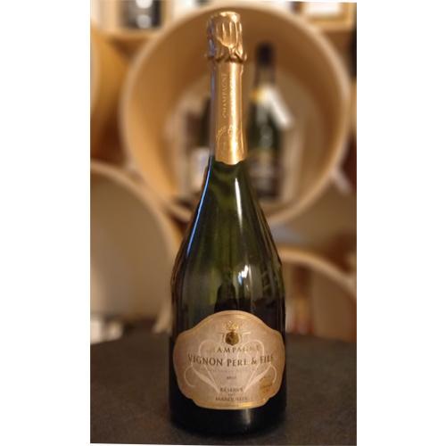 champagne vignon grand cru brut millesimato 2014