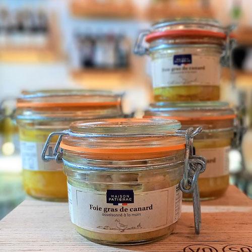 foie gras canard entier 130g