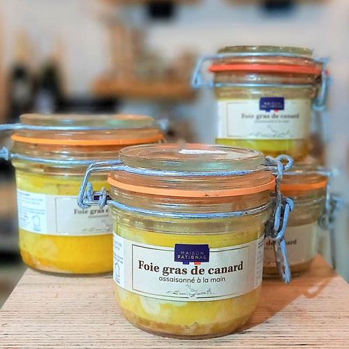 foie gras canard entier 180g