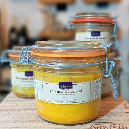 foie gras canard entier 300g